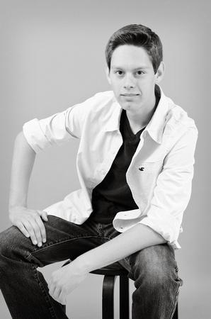 Modesto Senior Portrait Photography